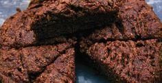 Vegan Date Walnut Cake Recipe