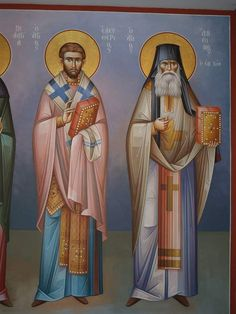 Byzantine Icons, Byzantine Art, Orthodox Icons, Art And Architecture, Fresco, Saints, Princess Zelda, Sf, Fictional Characters