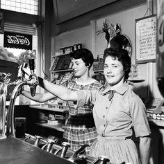 Mac's Soda Fountain Ice Cream Parlor