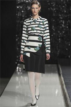 Sfilata Honor New York - Collezioni Autunno Inverno 2013-14 - Vogue