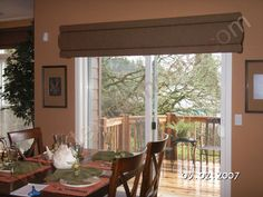 Window Treatments For Sliding Glass Doors Ideas : Building Home And Bar