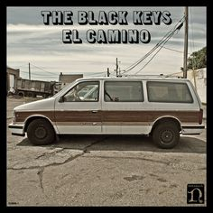 The Black Keys El Camino on LP + Grammy Award Winner for Best Rock Album, Best Rock Song & Best Rock Performance Produced by Dan Auerbach, 2013 Grammy The Black Keys, Vinyl Lp, Vinyl Records, Vinyl Music, Lps, Dan Auerbach, Indie, Pochette Album, Album Covers
