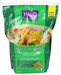 Halo Purely For Pets Natural Food for Adult Dogs Vegan Garden Medley -- 4 lbs -- Details can be found by clicking on the image. (This is an affiliate link and I receive a commission for the sales) Dog Food Recipes, Vegan Recipes, Snack Recipes, Pin Image, Image Link, Dry Dog Food, Dog Snacks, Recipe For 4, Types Of Food