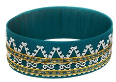Latvian traditional crown, Baltic, Northern Europe.  Lettische Krone, Baltikum, Nordeuropa.