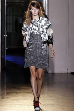 Rue du Mail SS13 #PFW nice jacket