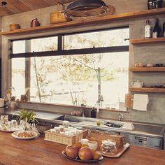 Best Interior, Kitchen Interior, Room Interior, Window Bars, Open Window, Japanese Modern, Tower House, Modern Chandelier, Building A House