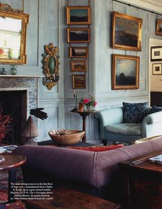 The World of Interiors November 2015