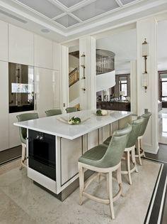 Esta casa, denominada Park House está localizada em uma área residencial de Madri e é um dos últimos trabalhos apresentado pelo aclamado Stúdio A-cero.