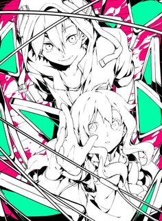 Seto & Mary | Kagerou Project - Mekakucity Actors