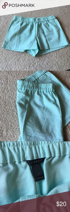J. Crew Shorts NWOT Pull on shorts with a comfortable stretchy waistband. NWOT J. Crew Shorts