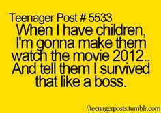 Teenager Post # 5533