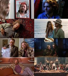 """Renegade Film Theory su Instagram: """"Renegade Double Features #1 Left: """"The Big Lebowski"""" (1998) Starring: Jeff Bridges, John Goodman and Julianne Moore Written and Directed…"""" Coen Brothers, Film Theory, Jeff Bridges, The Big Lebowski, Julianne Moore, Stars, Instagram, Sterne, Star"""