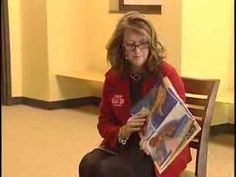 ▶ TN's 1st Lady, Crissy Haslam, Reads to Kids - YouTube