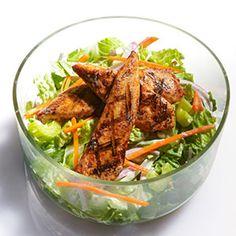 Buffalo Chicken Salad #recipe