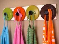 Ideas muy creativas para reciclar utensilios de cocina