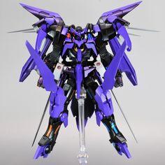 "Custom Build: HGBF 1/144 Gundam Exia Dark Matter ""Eclipse"" - Gundam Kits Collection News and Reviews"