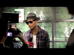 Moncler Lunettes featuring Pharrell Williams. The Launch Event - YouTube