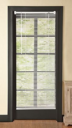 No Drill Easy Install Magnetic Window Blinds 25 X 68