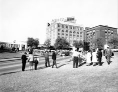 Dealey Plaza, Dallas 1963