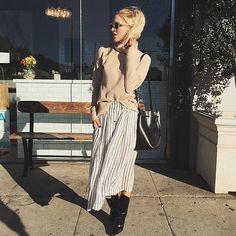 Easy Work Outfit Ideas | POPSUGAR Fashion