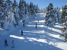 Turkey's most beautiful ski-center. Uludag/Bursa