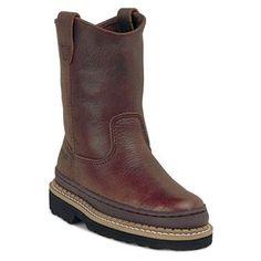 Georgia giant Wellington youth boots