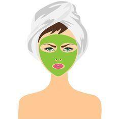 Masque purifiant à l'huile de ricin
