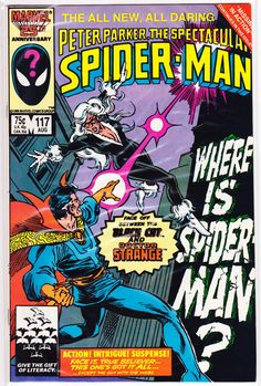 Title: Spectacular Spider-Man (Peter Parker) | Year: 1976 | Publisher: Marvel | Number: 117 | Print: 1 | Type: Regular | TitleId: 5d40f9ff-adb2-4cbd-8b93-352766854c89