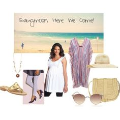 """""""Babymoon Here We Come!"""" by preggersbytherafirm on Polyvore"""