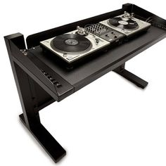 Dj Table, Tables, Technics Sl 1200, Dj Stand, Dj Decks, Dj Setup, Metal Plant Stand, Professional Dj, Dj Gear