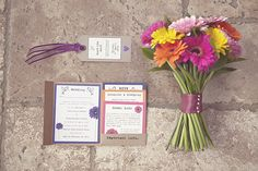 DIY Wedding Stationery Invitiaions http://www.nataliejweddings.com/