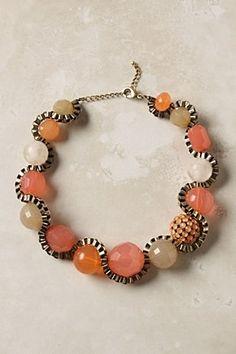 Pretty bead bracelet