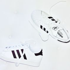 Via Camille   Black and White   Adidas Sneakers   Minimal Fashion
