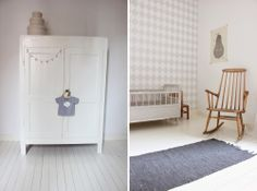 inspiratie #babykamer | Kif Kef via Kinderkamerstylist