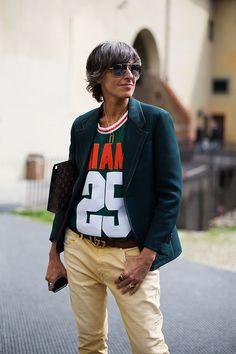 Ana Gimeno Brugada Style