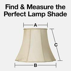 How To Measure Lamp Shade Fair This Would Look Great In A Bathroom Mirror Wall Light  Shade Decorating Inspiration
