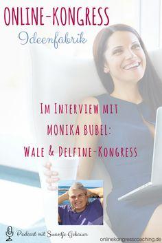 🎤🎧  Neue PODCAST-Episode: Diese Woche habe ich Monika vom Wale & Delfine-Online-Kongress interviewt. Sie berichtet Dir von ihrem Erfahrung auf dem Weg zu diesem Kongress.   Hier geht es zur Episode: http://onlinekongresscoaching.de/wale-und-delfine-online-kongress-monika-bubel/?utm_content=bufferf491e&utm_medium=social&utm_source=pinterest.com&utm_campaign=buffer