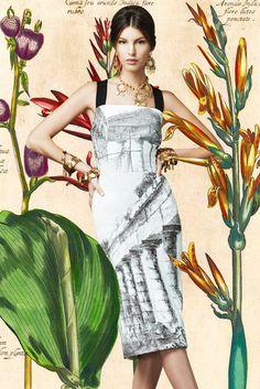 Dolce&Gabbana Fairy Tale Lookbook