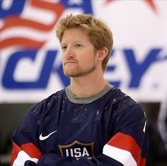 Congrats Paul Martin on making team USA