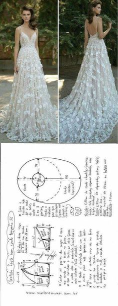 White Ivory Lace Flower Girl Dresses 2017 Tank Long Girls First Communion Dress Pagaent Dress vestidos primera comunion 2016 from Reliable dresses plus size girls suppliers on Bright Li Wedding Dress Wedding dresses - Fashiondivaly Diy Wedding Dress, Wedding Dress Patterns, Diy Dress, Dress Ideas, Party Dress, Diy Clothing, Sewing Clothes, Clothing Patterns, Purse Patterns