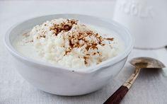 Riisipuuro - Rice porridge