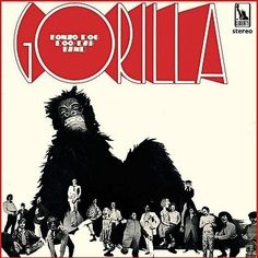 """Gorilla"" (1967, Liberty) by The Bonzo Dog Doo-Dah Band.  Their first LP."