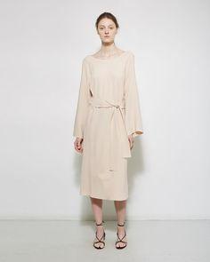 the row, veve dress.