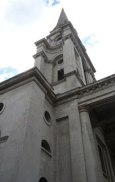Christ Church - Nicholas Hawksmoor