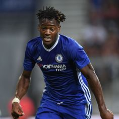 Michy Batshuayi realised 'childhood dream' with move to Chelsea