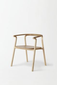 Splinter chair by Nendo
