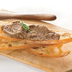 Serve a porcini and pecan pâté with toasted slices of baguette to satisfy even the non-#vegans among your friends. From #Food, found @Edamam