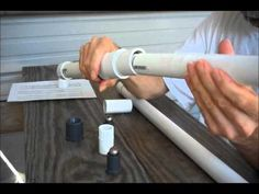 Make your own pvc water well hand pump