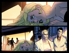 Miami Vice Comic Preview 1