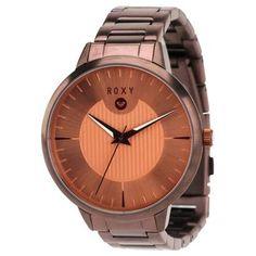 Relógio Roxy Avenue MTL – Bronze - Relógios Femininos | Esporte 1